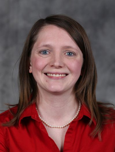 Amy Logan (Christopher Gannon/Iowa State University)